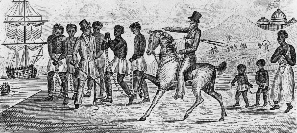 Combien suis je un esclavagiste ? – Jean Marc Jancovici